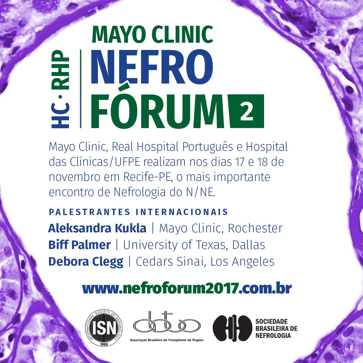 Mayo Clinic NefroFórum