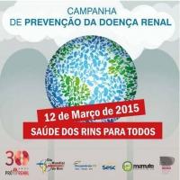 Campanha Dia Mundial do Rim 2015