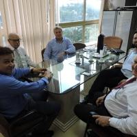 CNS participa de reunião com a ABCDT