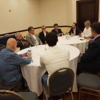 ABCDT realiza reunião no XIX Congresso Paulista de Nefrologia