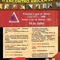 II Encontro AMICEN 2015