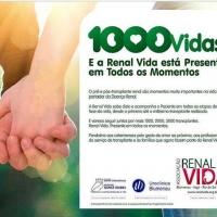 Associação Renal Vida, Uroclínica e Hospital Santa Isabel atingem a marca de 1.000 transplantes de rim