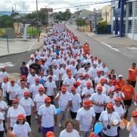 Venha Caminhar: É hora de prevenir…
