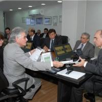 ABCDT, SBN e pacientes renais participam de reunião com Ministro da Saúde