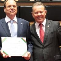 Pró-Rim recebe certificado de responsabilidade social da Legislativa de SC