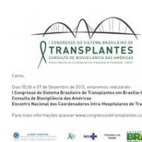 I Congresso do Sistema Brasileiro de Transplantes